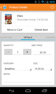 Pushpins Grocery Coupons screenshot 1