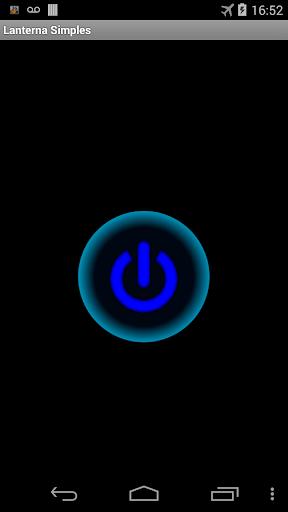 Lanterna Simples