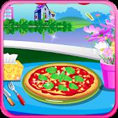 Tomato and Corn Pizza
