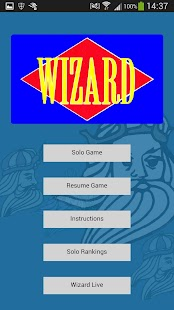 Wizard Cards Live- screenshot thumbnail
