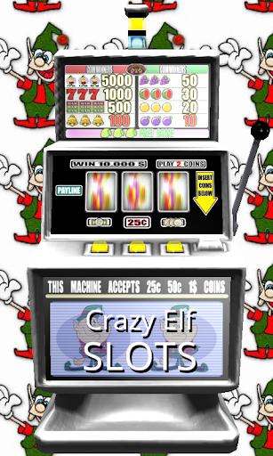 3D Crazy Elf Slots - Free