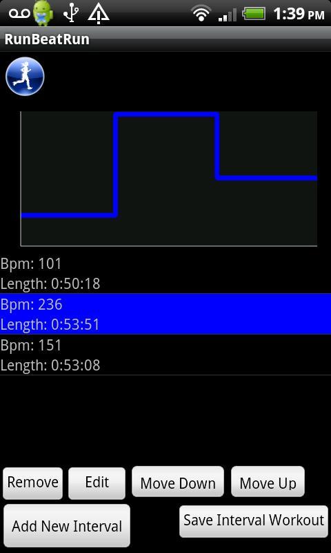 RunBeatRun Beta - screenshot