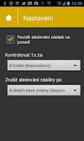 Screenshot of Sledovátko.cz