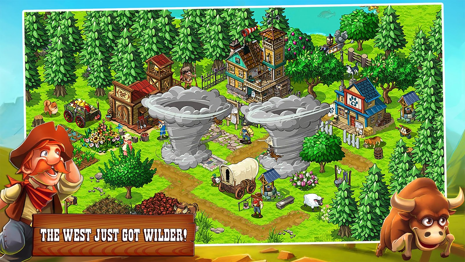 The Oregon Trail: Settler- screenshot