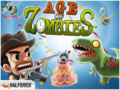 Age of Zombies Lite - screenshot thumbnail