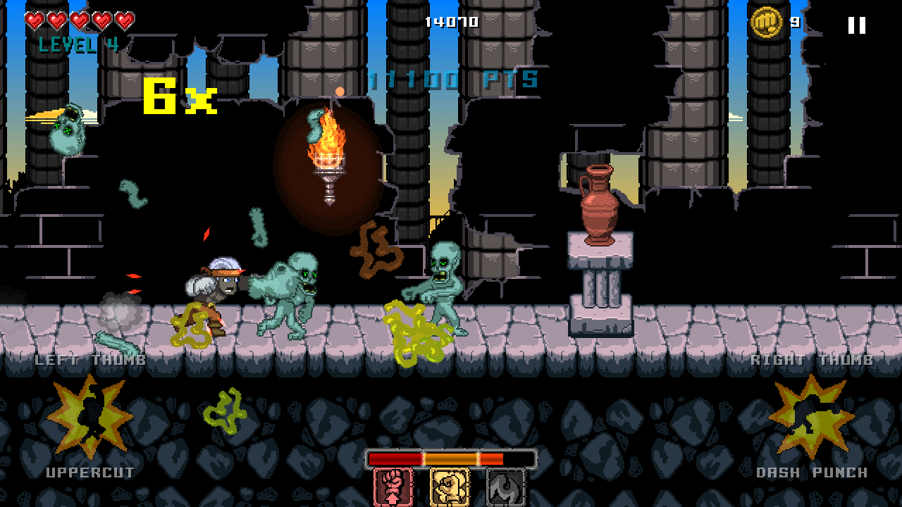 Punch Quest- screenshot