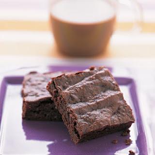 Guilt-Free Brownies.