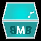 Blue Music Box icon