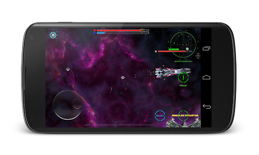 Space corsair- screenshot thumbnail