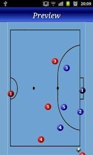 Futsal Coach– Vignette de la capture d'écran