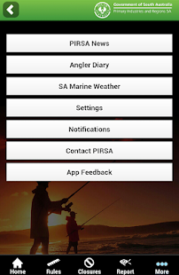 SA Recreational Fishing Guide- screenshot thumbnail