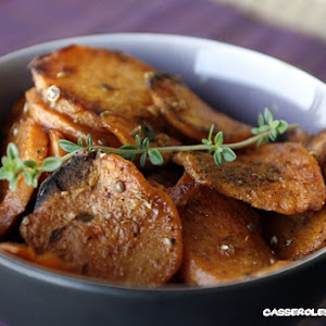Spicey Sweet Potatoes