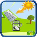 Solar Charger Prank icon