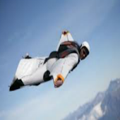 Wingsuit Flying.