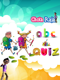 ABC Quiz for Kids Free- screenshot thumbnail
