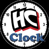 Heroclix Clock