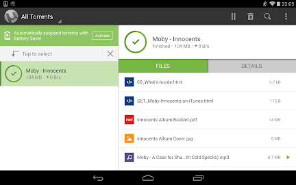 µTorrent® Pro - Torrent App Screenshot 2