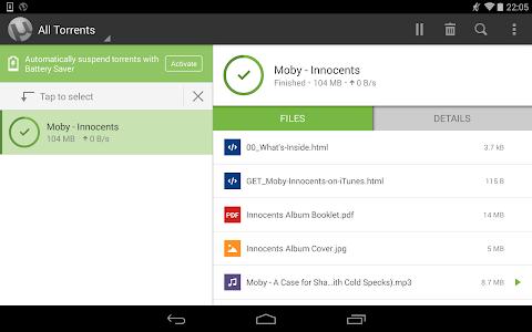 µTorrent® Pro - Torrent App v2.19