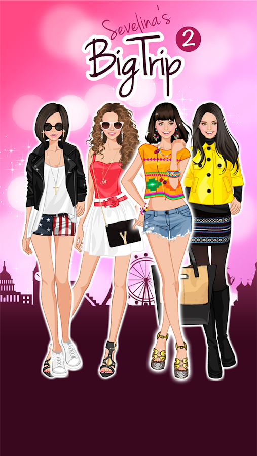 2 dress up games players