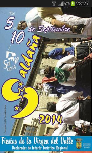 Fiestas del Valle 2014 Saldaña