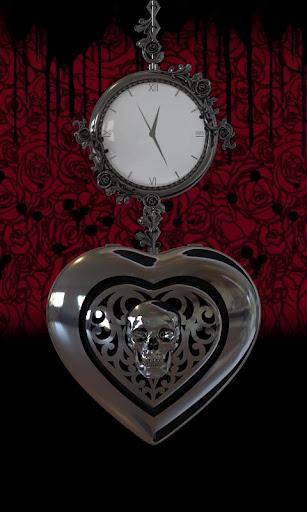 Vampire Rose 3D HD Wallpapers