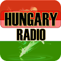 Hungary Radio – With Recording logo