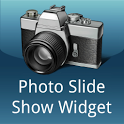 Photo slide show widget icon