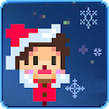 Christmas Pixel Live Wallpaper icon