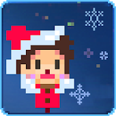 Christmas Pixel Live Wallpaper