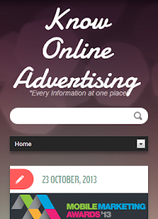 kOA - Know Online Advertising - screenshot thumbnail