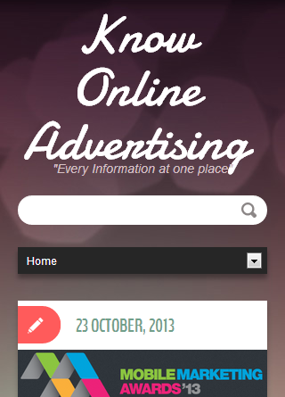 kOA - Know Online Advertising - screenshot