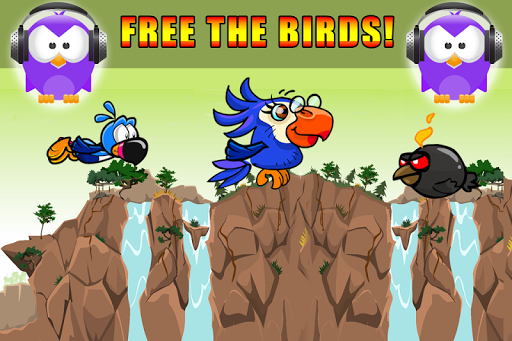 Hungry Birdy Escape game
