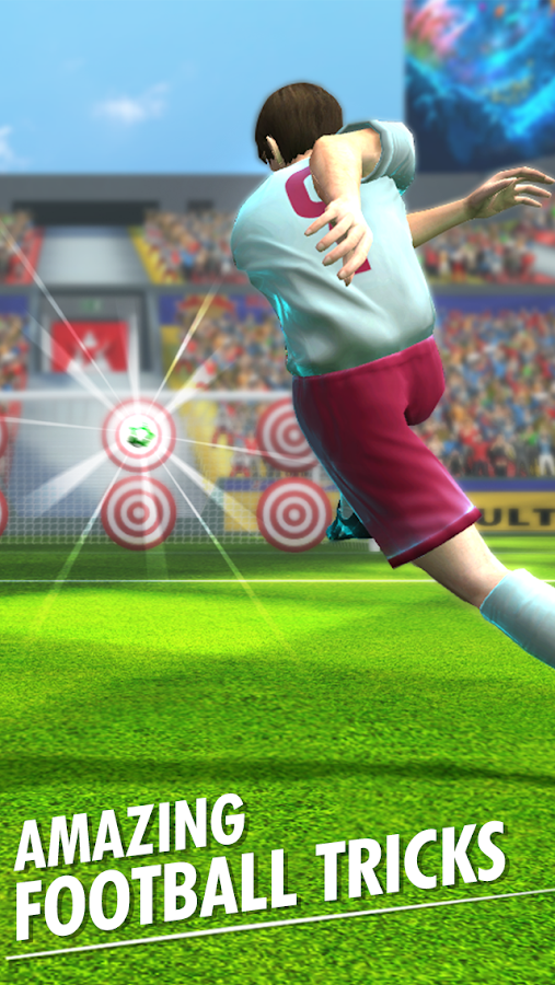 World Football Cup Real Soccer - screenshot