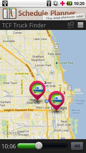 The Chicago Food Truck Finder
