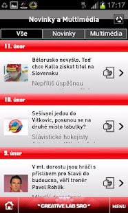 HC Slavia Praha - screenshot thumbnail