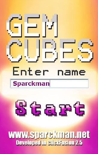 Gem Cubes