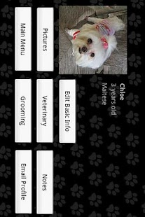PetBook- screenshot thumbnail