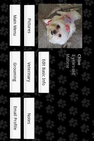 PetBook- screenshot