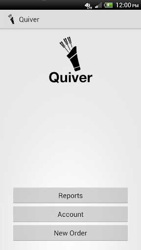 Quiver Mobile Sales Tracking