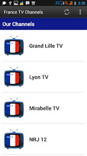 玩免費媒體與影片APP|下載France TV Channels app不用錢|硬是要APP