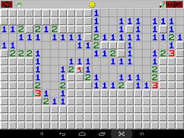 Screenshot of Minesweeper