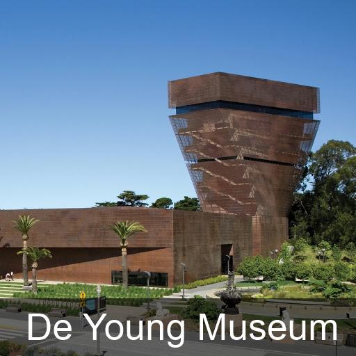 De Young Museum LOGO-APP點子