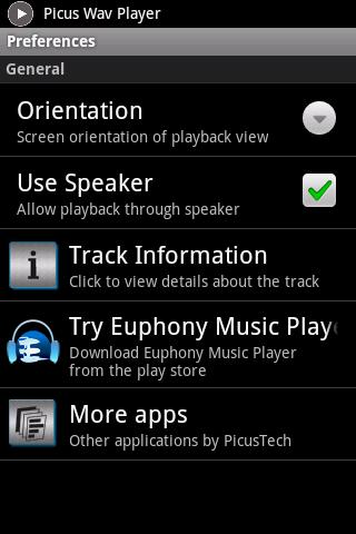 玩音樂App|Picus Wav Player Trial免費|APP試玩