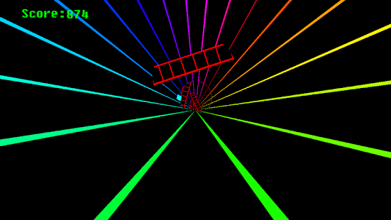 Spectrum Tunnel - screenshot thumbnail