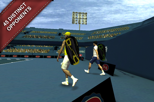Cross Court Tennis 2 1.29 screenshots 2