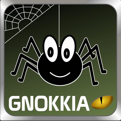 Crazy Spider GO Locker Gnokkia