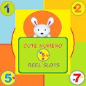 Cute Numero Slots logo