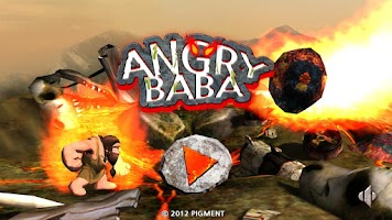 Screenshot of Angry BABA