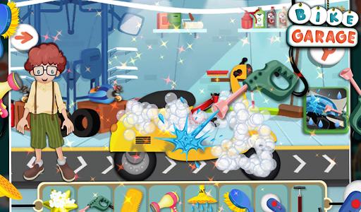 自行车车库 - 趣味游戏