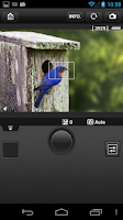 Screenshot of EOS Remote